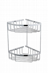 double layer basket