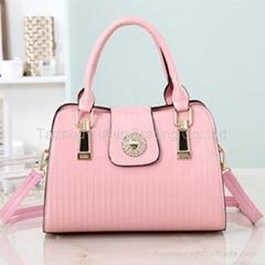 hot selling high quality enamelled leather handbags women fanshion handbag drops