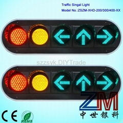 200/ 300/ 400mm LED traffic signal light