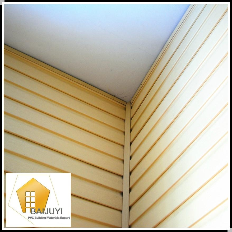 Pvc Vinyl Siding Panel For Exterior Wall Bjy 001 China Trading Company Shaped Building