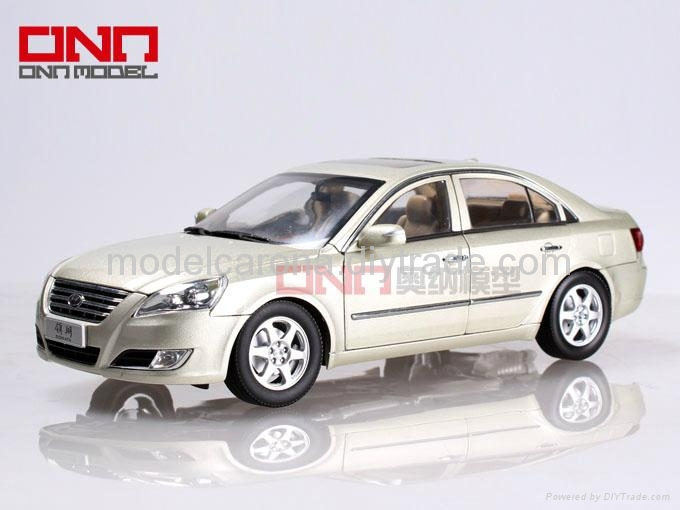 hyundai 1 10 diecast model cars with door-open,free wheel,movable steering wheel 1