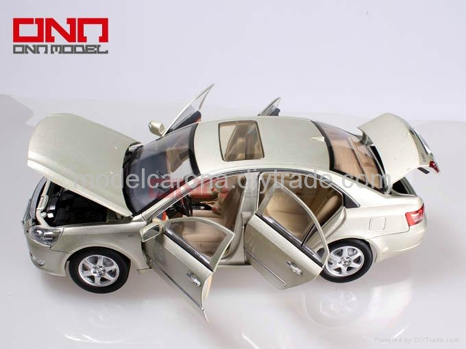 hyundai 1 10 diecast model cars with door-open,free wheel,movable steering wheel 3