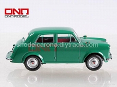 1/43 scale diecast car model