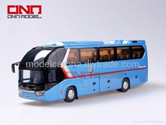 model bus gifts collectible toys