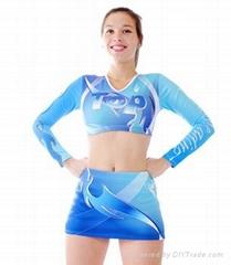 Hot Sale Factory OEM Service Cheerleaders Clothing