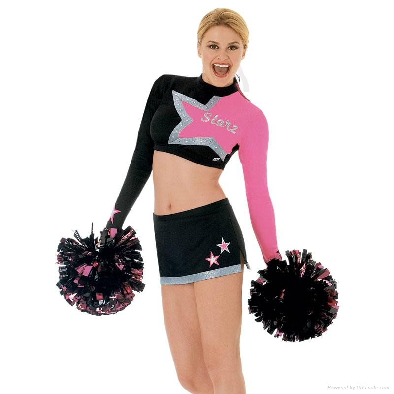 2014 Most Popular Colorful Cheerleading Wear 1