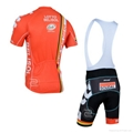 100% polyester cycling wear with zipper in good quality 4