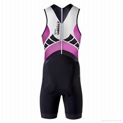 wholesale triathlon wear with uv-protection function