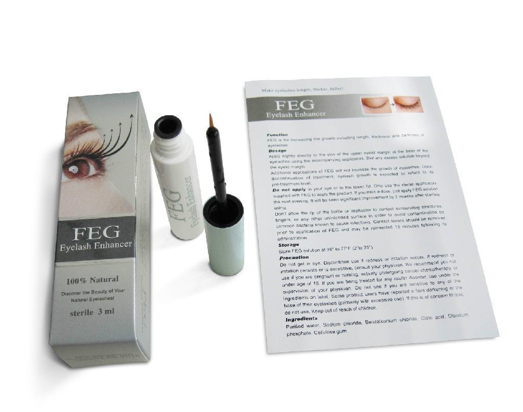 2014 natural eyelash enhancer eyelash extension  5
