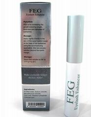 natural growth eyelash enhancer
