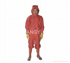 RFH-01 Light type Chemical Protective Suits