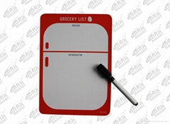 Magnetic Memo Board with Pen