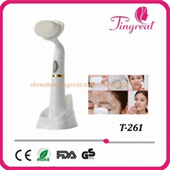 Face cleaning brush(T-261)