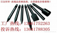 上海日友破碎锤钢钎制造有限公司