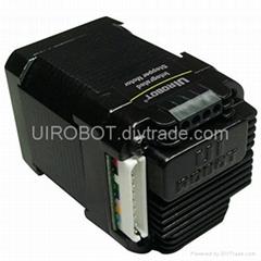 串口指令控制步进电机驱控一体化模块最大8A