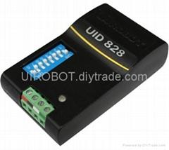 UID828智能I/O模块 CAN总线协议 CAN组网