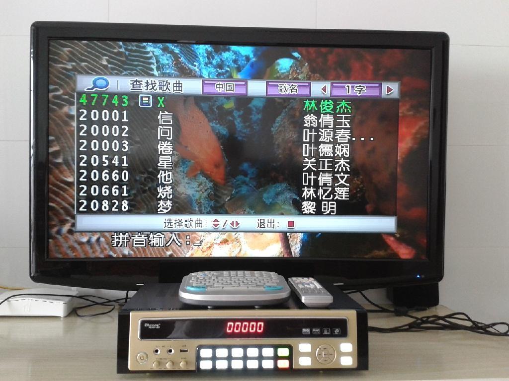hard disk karaoke player 3