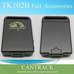 Free GPS Tracking System Real-time Car Personal GPS Tracker TK102B