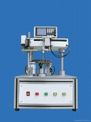 Induction cooker winding machine