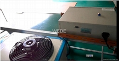 Induction cooker induction heater coil disk testing machine