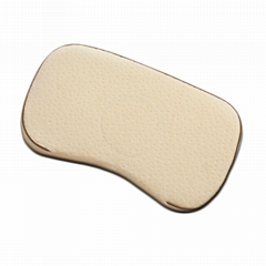 memory foam baby pillow baby flat head pillow
