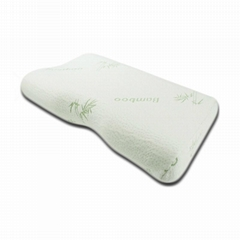 Butterfly Memory Foam pillow for Cervical Spondylosis