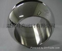 不锈钢碳钢锻压球体