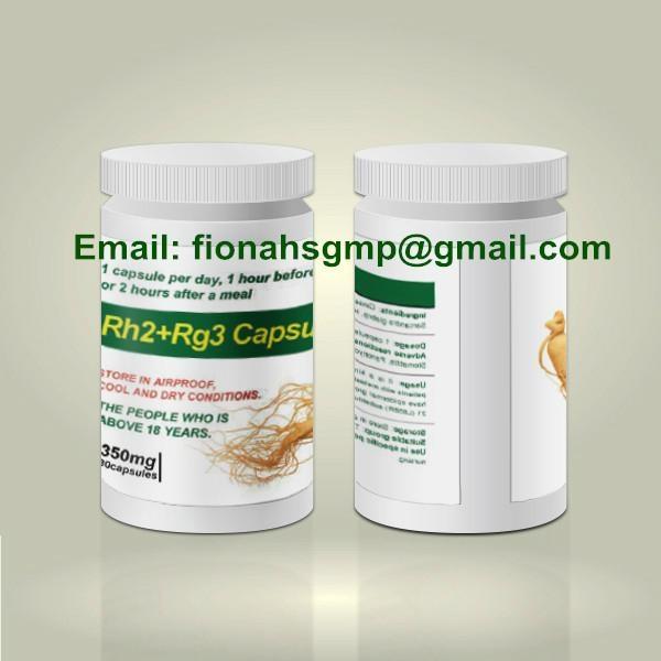 Rh2 Rg3 Capsule Most Effecitve for Anti Cancer, NSCLC 1