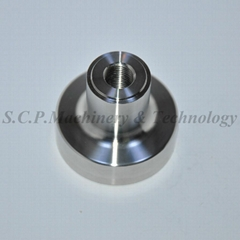 Stainless Steel door knob handle with thread