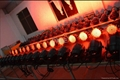 led par can 54x3W RGB/RGBW stage lights 3