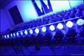 led par can 54x3W RGB/RGBW stage lights 5