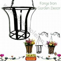 Iron Hanging Basket