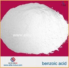 cosmetics additives benzoic acid