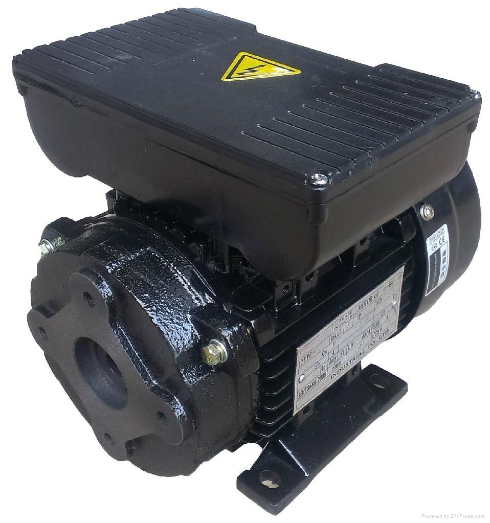 單相0.37KW配CB-B6電機組 1