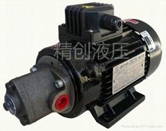 國標鋁殼0.25KW配TOP潤滑泵