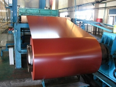 Hot sale high quality color coated steel coil prepainted steel coil