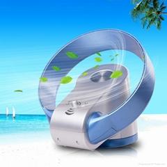2014 hot sale new design new patent no blade fan bladeless ceiling fan
