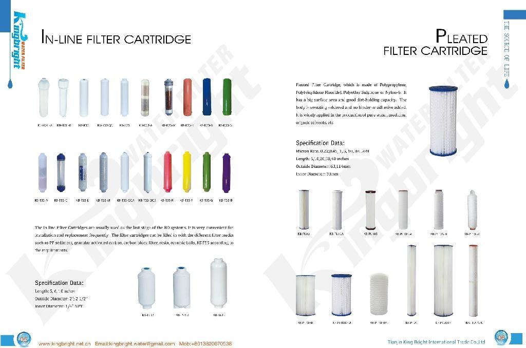 In-Line Filter Cartridge 1