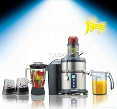 POWER JUICER JUICE EXTRACTOR FOOD PROCESSOR
