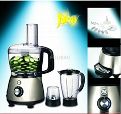 FOOD PROCESSOR   STAINESS STEEL FOOD CHOPPER