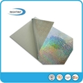 PVC self adhesive holographic film 1