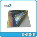 PVC self adhesive holographic film 3