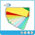 high quality color paper in sheet