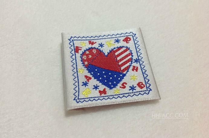 Embroidered Garment Labels 4
