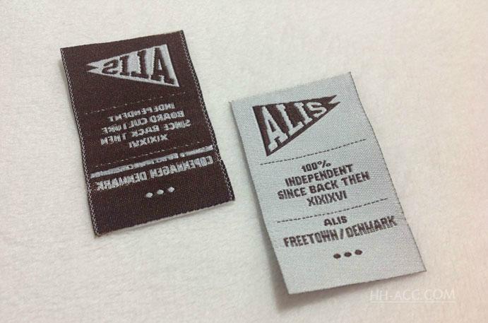 Print Cloth Label 4