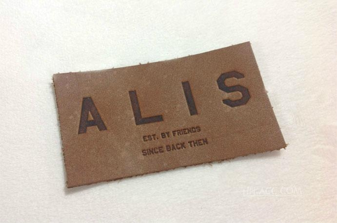 Jeans Leather Patch  2