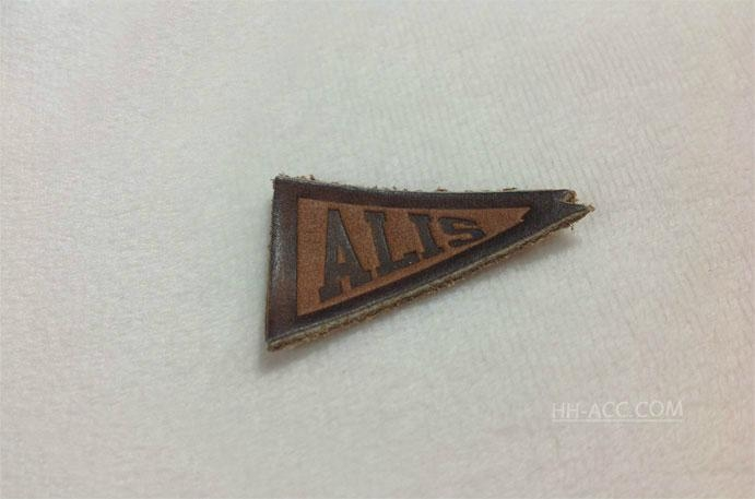 Jeans Leather Patch  4