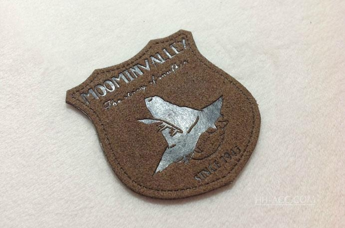 Custom Leather Patch 1
