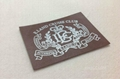 Custom Leather Patch 3