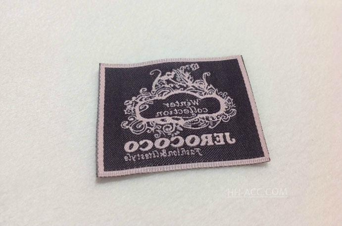 Embroidered Badge  4